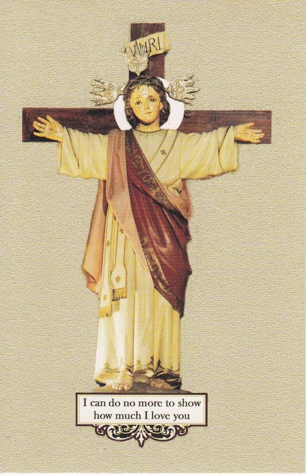 Christ Child Crucified of Pichincha