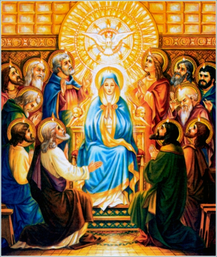 Pentecost in color